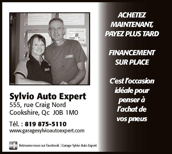 Garage sylvio auto expert garage automobile cookshire eaton for Financement garage auto